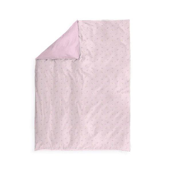 ημίδιπλο nef nef unicorns 180x220 pink